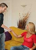 India amp brenda hot wives make love new men hubby watches 20 Pics:Hot wives make love new men hubby watches.